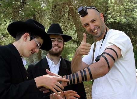 Евреи и педерастия