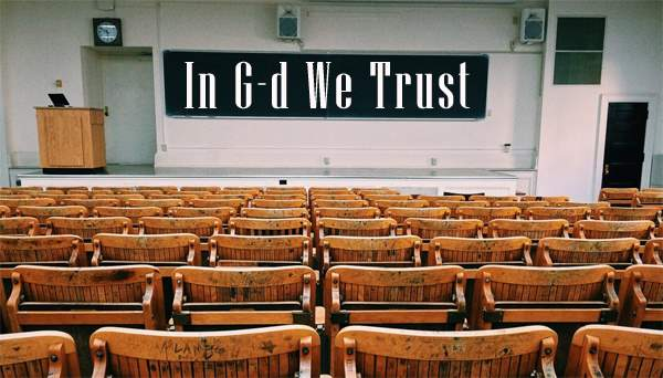 'In G-d We Trust' going up at South Dakota public schools