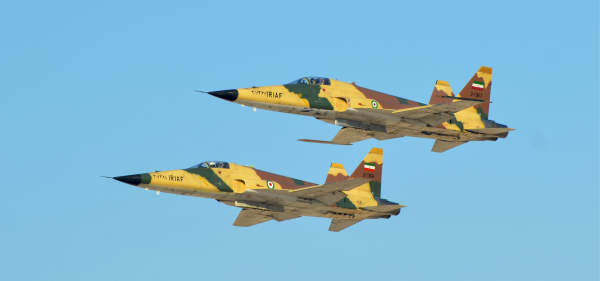 Сравнительный обзор иранских ВВС: актуальная аналитика