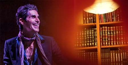 Rock star Perry Farrell studies Lubavitcher  Rebbe's teachings