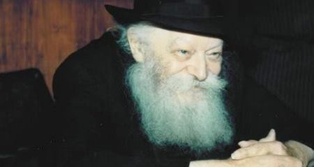 There is a Rebbe in Israel